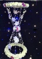 1,2 м * 65 см роскошные Романтические свадебные Фон висячие Шторы событие праздничный и вечерние поставки
