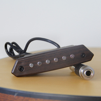 TYLANHUA Skysonic Preamp System A 810 Pickup suitable for finger style, tapping and solo guitar pick holder