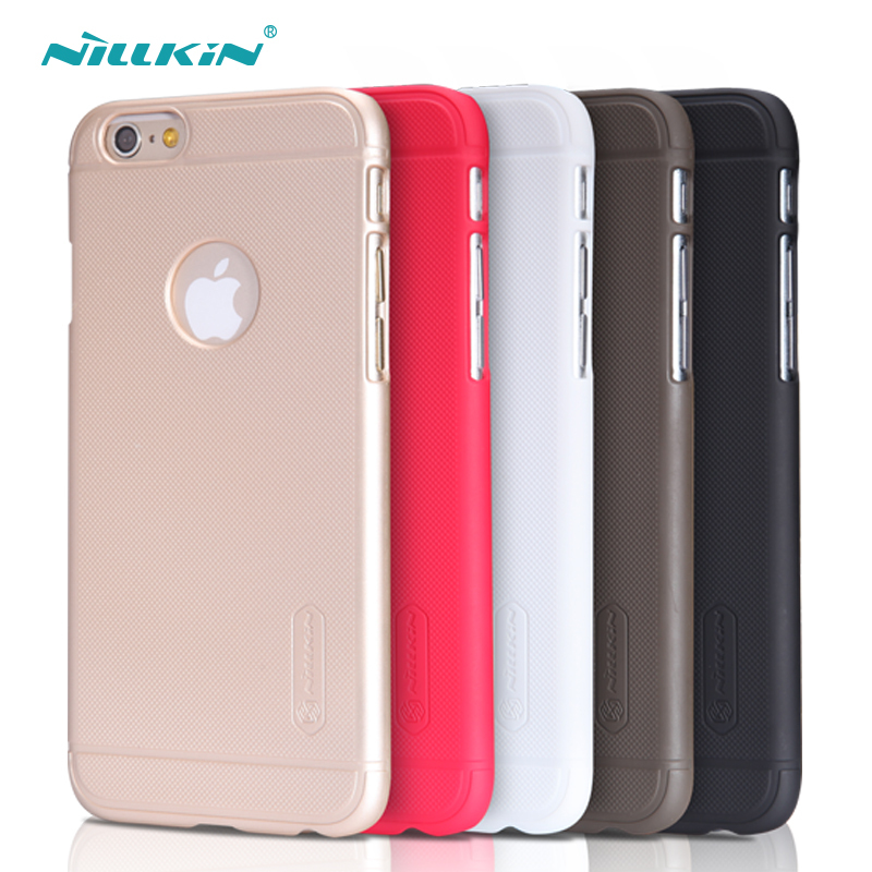 Nillkin Super Frosted Shield Screen Protector phone case Apple iPhone 6 (4.7 '') Back Cover - Nacodex Technology Co., Ltd. store