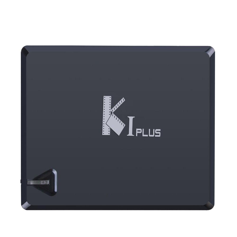 ANEWKODI KI PLUS + T2 S2 S905 Amlogic Quad core 64-bit Android Soporte DVB-S2 DV