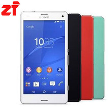 Sony Xperia Z3 Compact Original Unlocked GSM 3G&4G Android Quad-Core 2GB RAM D5803 D5833 4.6″ 20.7MP WIFI GPS 16GB ROM