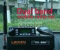 Walkie talkie10 W fm укв dual band мобильный двухстороннее радио LEIXEN VV-898 лучше, чем baofeng gt-3tp markiii + антенна + кабель + CD