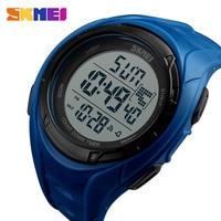 SKMEI Fashion Sports Watches Men Dual Time Chrono Digital Watch 50M Waterproof Countdown Mens Wristwatches Relogio
