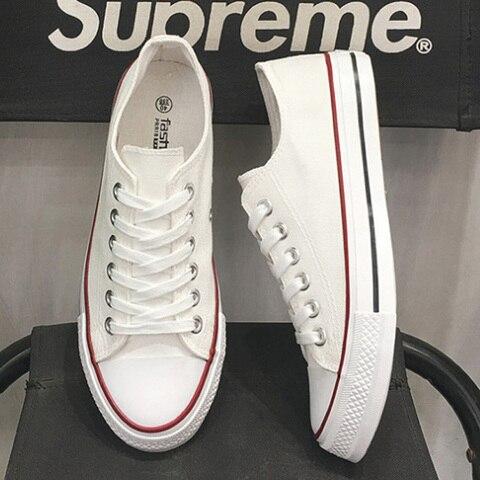 Sapatilhas de Lona Baixos de Plataforma Masculinas Mocassins Vulcanizados Sapatos Casuais Moda Neutra Clássico Masculino 6621