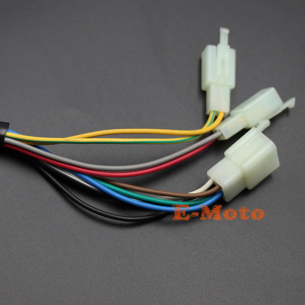10 wires atv kill starter light horn switch assembly sunl roketa coolster 50cc 70cc 90cc 110cc 125cc new e moto in motorbike ingition from automobiles  [ 1000 x 1000 Pixel ]