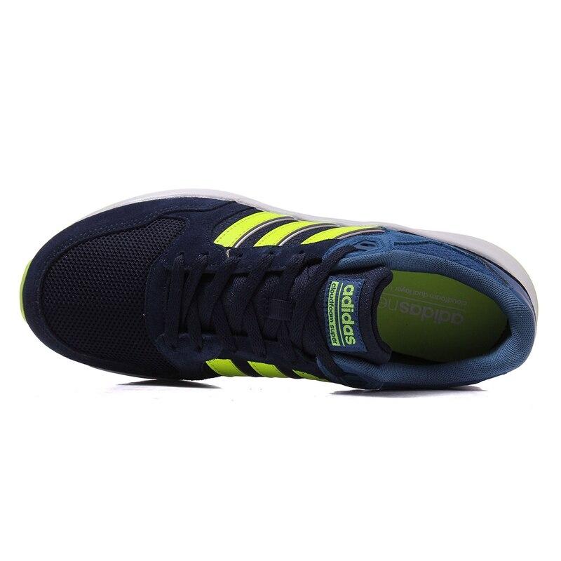 Originele Nieuwe Collectie 2017 Adidas NEO Label CLOUDFOAM SUPER 20 K mannen Skateboard Schoenen Sneakers in Originele Nieuwe Collectie 2017 Adidas