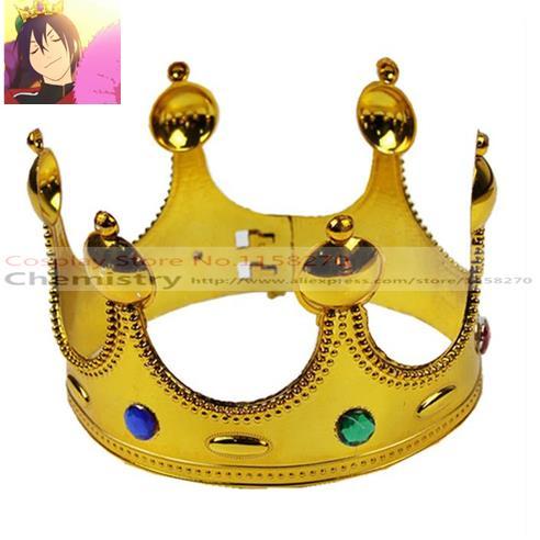 Noragami Yato Cosplay crown