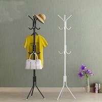 Big 175CM 12 Hooks Multifunction Coat Hat Metal Rack Organizer Hanger Hook Stand for Purse Handbag Clothes Scarf