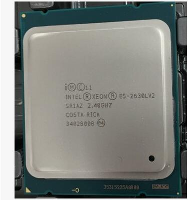 E5-2630V2 Best quality Original E5-2630 V2 Xeon E5 2630 V2 2.60GHz 6-Core 15MB DDR3 1600MHz FCLGA2011 TPD 80W 1 year warranty