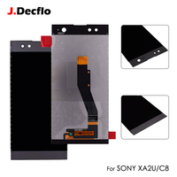 For Sony Xperia XA2 Ultra C8 H4233 H4213 H3213 H3223 LCD Display Touch Screen Digitizer Full Assembly No Frame Original