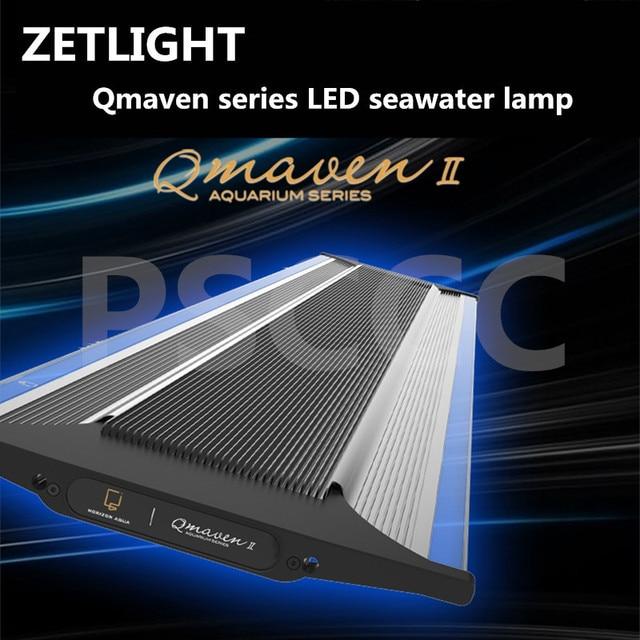 Zetlight ZT 6500II de ZT 6600II de espectro completo, acuario de agua de mar, Coral, lámparas LED, iluminación, lámpara de Coral, lámpara led cilíndrica