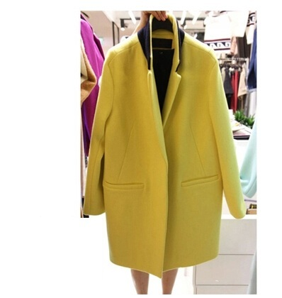 Online Buy Wholesale ladies wool coats from China ladies wool ...