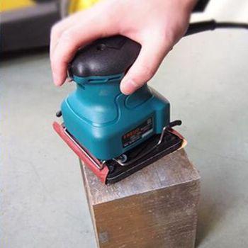 Electric Sander Wood/Metal Polishing Machine Sandpaper Grinding Machine 220V