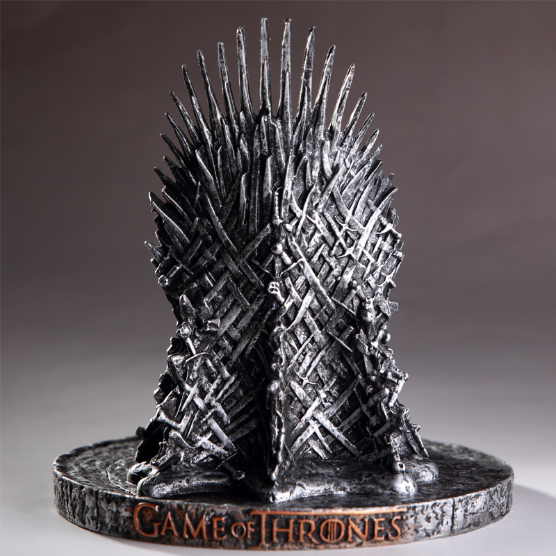 16CM The Iron Throne Action Figure GAME OF THRONES Figure