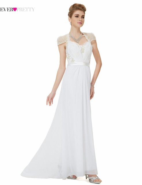 Evening Dresses Clearance Sale Sexy V Neck Cap Sleeve Long Formal