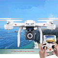 Upslon Оригинальный MJX X101 2.4 Г 4CH 6 Оси Гироскопа Wi-Fi FPV Quadcopter RC Drone с MJX C4008 720 P Воздушная Камера компоненты