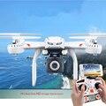 Upslon X101 de MJX Original 2.4G 4CH 6 Axis Gyro Wifi FPV RC Quadcopter Drone con MJX C4008 720 P Cámara Aérea componentes electrónicos