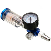 Spray Tool Accessories Regulator, Japanese Quick Connector, Spray Tool Parts Tail Filter, Automotive Spray Tool Parts