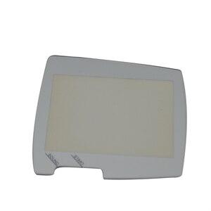 Image 4 - 10 قطعة مشغل الألعاب المحمول البلاستيك الزجاج حامي عدسة الشاشة ل BANDAI ل WSC WS ل wonderswan اللون