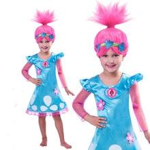 Платье для девочек Trolls Dress Christmas