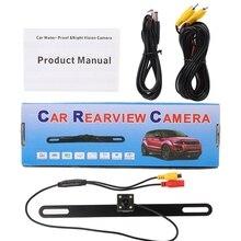 Auto Hinten Reverse Kennzeichen Parkplatz Rearview Backup Kamera Universal