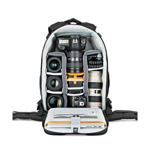 Image 2 - Fastshipping cámara Digital Lowepro Flipside 400 AW II, lente DSLR/SLR/mochila Flash + funda impermeable
