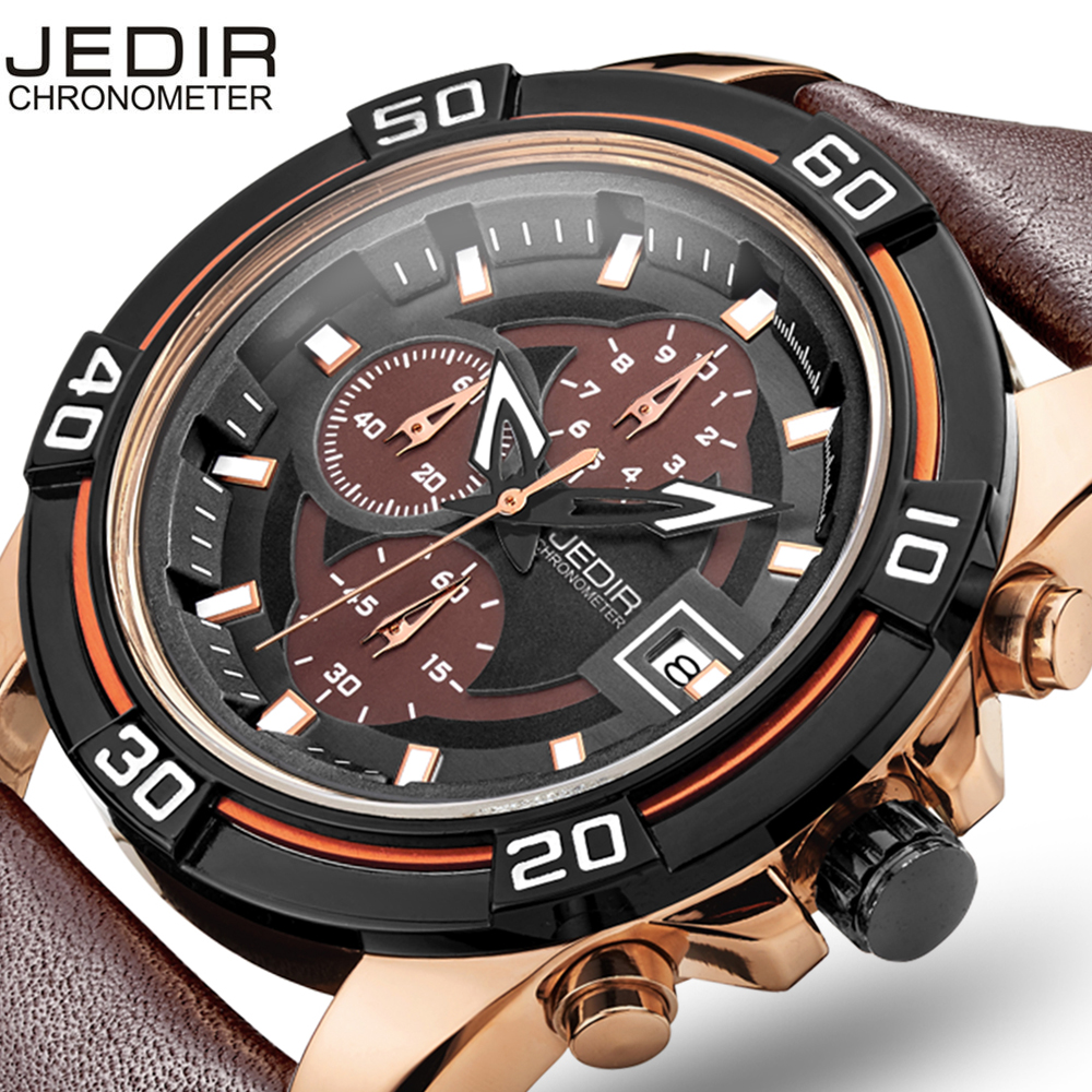 Relogio Masculino BIG 3D Quartz Watch Men 2017 Top Brand Luxury Leather Mens Watches Fashion Casual Sport Clock Men Wristwatches relogio masculino doobo quartz watch men 2017 top brand luxury leather mens watches fashion casual sport clock men wristwatches