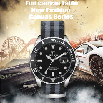 Rolex Submariner Bracelet Tissu
