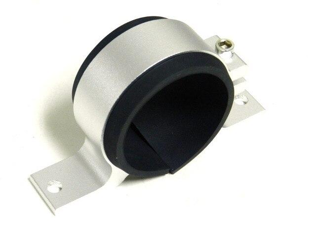aluminum single fuel pump bracket fuel filter bracket 58-65mm walbro twin  044 bracket silver