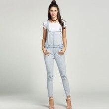 3e6d112f0e55 Buy denim skinny overalls and get free shipping on AliExpress.com