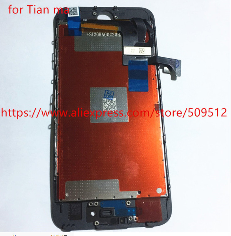 50pcs lot for Tian ma AAA lcd with touch for iphone 4 5G 6g 6 plus