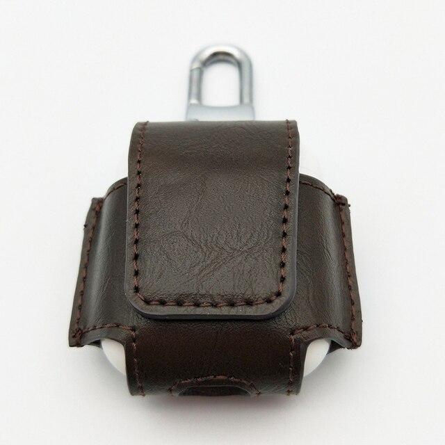 Stitch Leather AirPod Case Cover 5