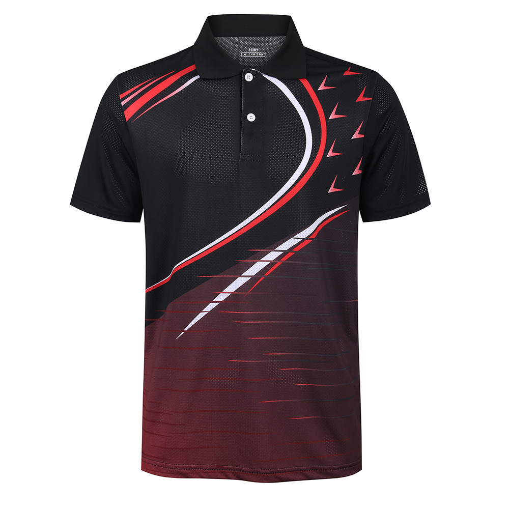 Free custom Badminton shirt Men/Women , sports badminton t-shirt, Table Tennis shirts , Tennis wear dry-cool shirt 5059 2018 summer new badminton dress women speed dry badminton suit sports suit women s dress