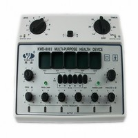 KWD 808I 6 Channels Tens UNIT. Multi Purpose Acupuncture Stimulator Health Massage Device Electrical nerve muscle stimulator