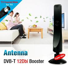 Get more info on the 1set HDTV Antenna Indoor 12dBi Aerial TV Antenna Receiver For DVB-T TV Digital Freeview Booster ATSC ISDB TV BOX