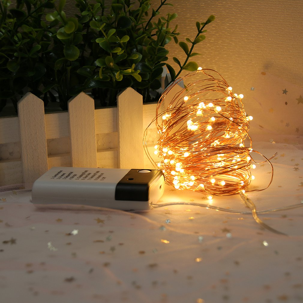 Dream LED String Lamp Outdoor Firework Starburst Fairy Strings Lighting Holiday Light Best Home Decoration