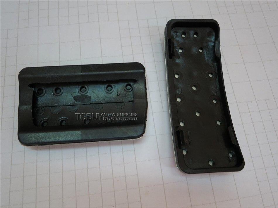 DEE, автомобильные аксессуары из нержавеющей стали, газ, тормоз, педаль для ног, для Jeep Grand Cherokee 2010- Dodge Durango, Модифицированная металлическая накладка