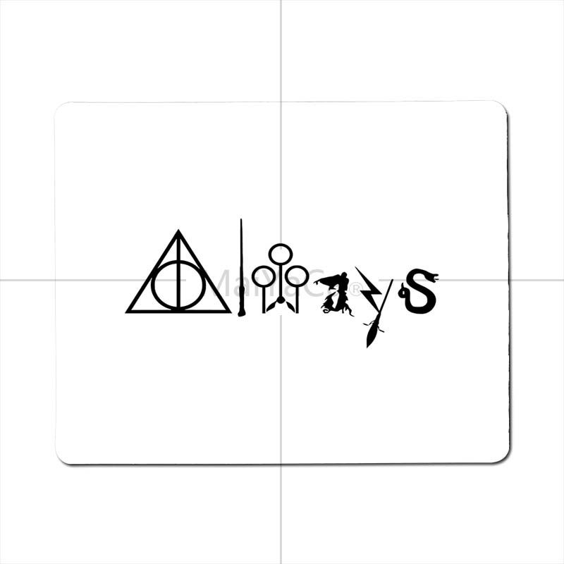 Maiyaca Vintage Cool Harry Potter Deathly Hallows Customized