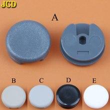 JCD Tapa de agarre de Joystick analógico para Nintendo 3DS 3DSXL 3DSLL, reemplazo de botón de cubierta de mando, 2 uds.