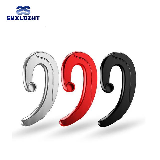 Solitary select Ear Hook Bluetooth Earphone wireless Headphone Handsfree Mic Microphone for Phone Car Driver Wireless House Headset.