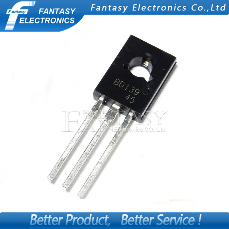 Compare Prices on Bd139 Transistor- Online Shopping/Buy Low Price ...