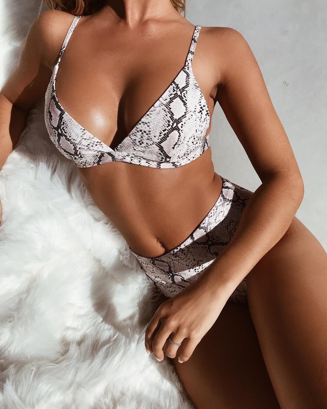 bikinis swimming suit for women bikini 2018 dropshipping new 2018 hot selling sexy bathing suits plus size girls fashion summer in Bikinis Set from Sports Entertainment