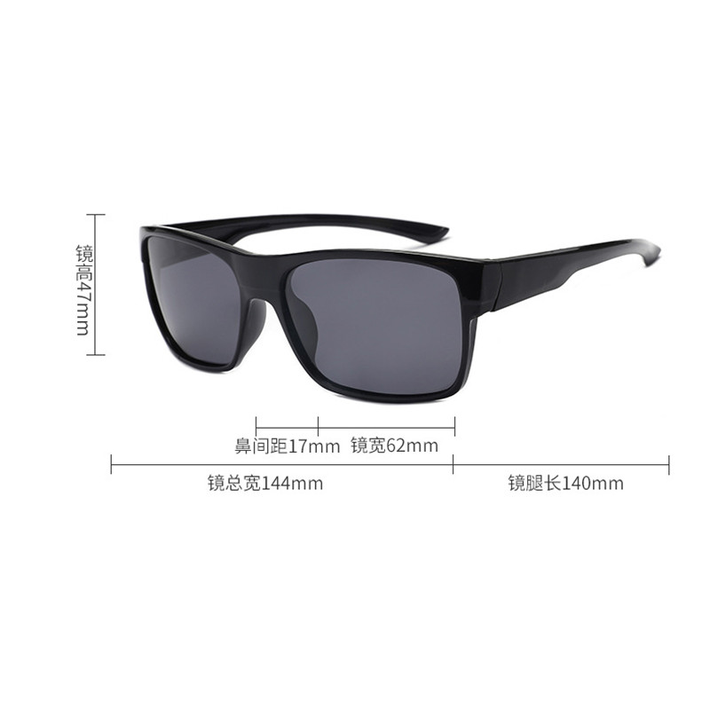77528c5c54 2019 Men Women Custom Made Myopia Minus Prescription Polarized Lens ...
