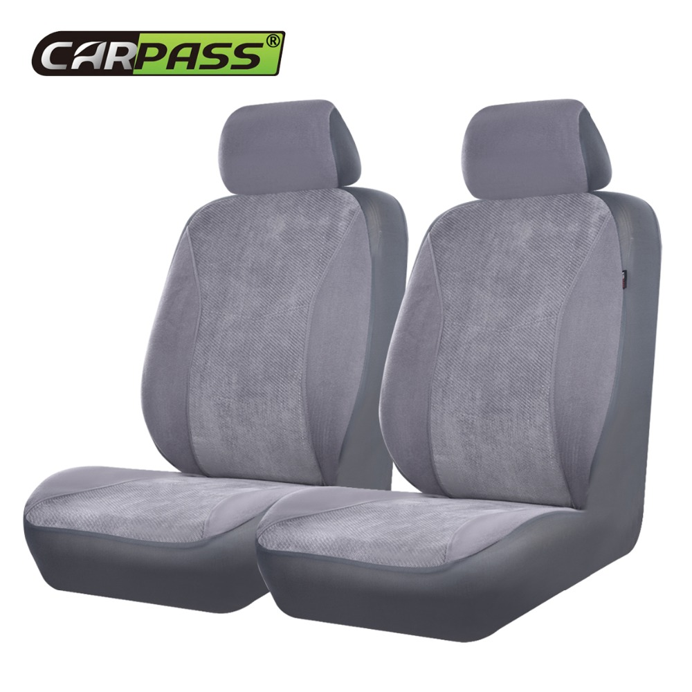 Car pass Car Seat Cover Protector Universal for Audi Benz BWM VW Skoda Interior Accessories Automobiles Seat Cover Car Styling