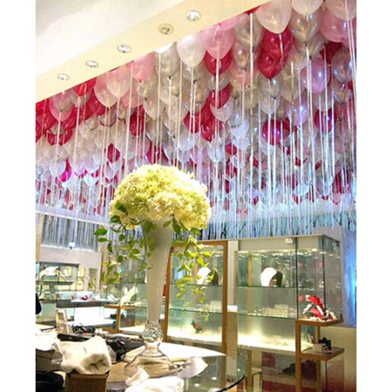 Freies Verschiffen 100 Punkte Ballon Befestigung Kleber Dot Befestigen Ballons, Decke Oder Wand Aufkleber Geburtstag Party Hochzeit Liefert