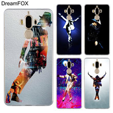 DREAMFOX M260 Michael Jackson Soft TPU Silicone Cover Case For Huawei Mate 8 9 10 20 30 Lite Pro
