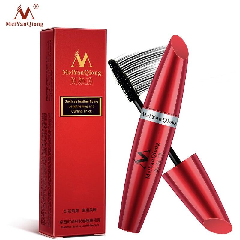 Modern Fashion Lash Mascara for Eyelash 4D Mascara Waterproof Curling Lengthening Mascara Thick False Brush Beautiful Eyelashes artdeco lash brush