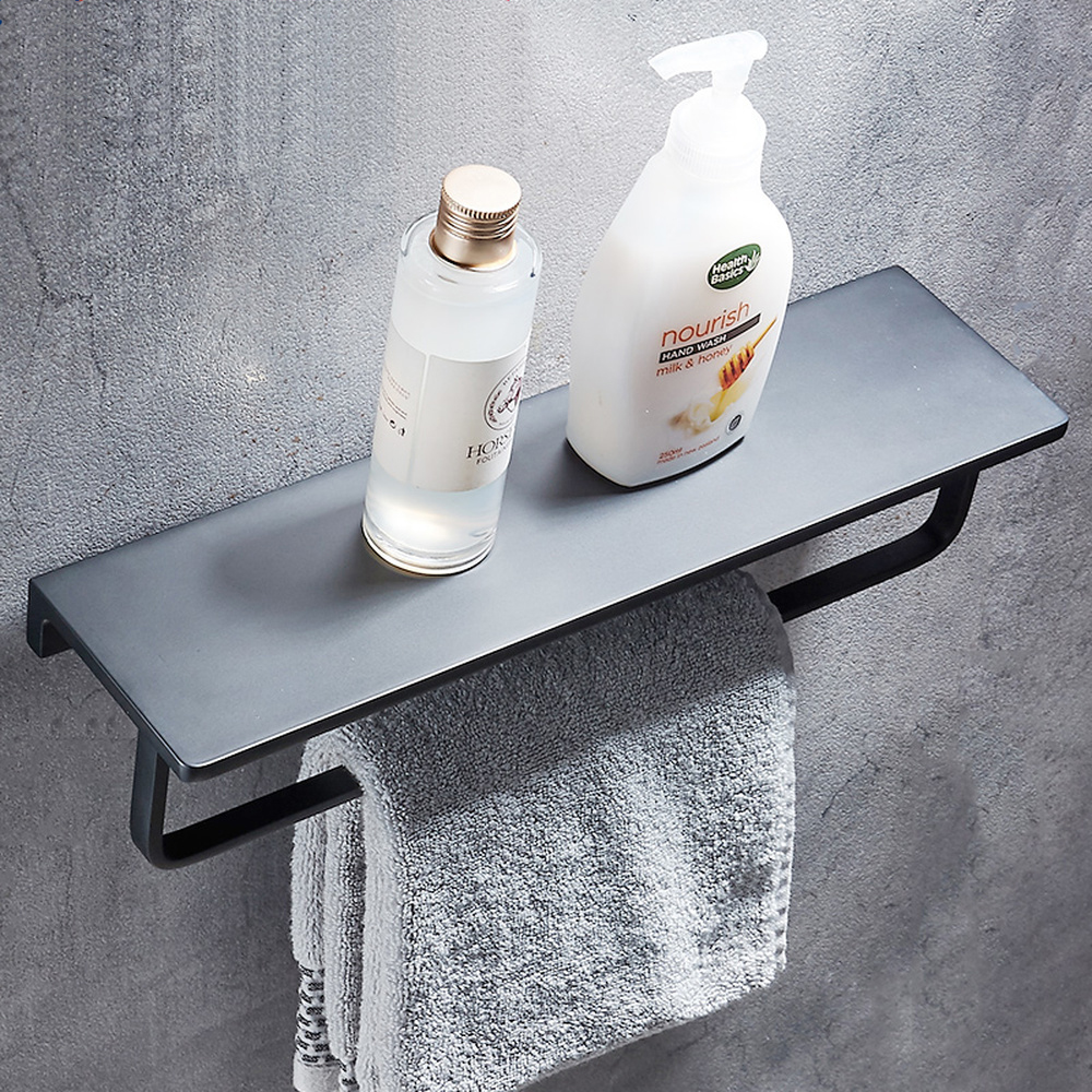 A1 Hotel bathroom washbasin wall hanging solid thickening rack space aluminum wall hanging storage rack wx7201648 a1 hotel bathroom washbasin wall hanging solid thickening rack space aluminum wall hanging storage rack wx7201648