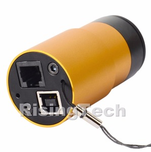 Image 2 - NEW USB 2.0MP IMX290 color astronomical camera for telescope with Sony sensor and ST 4 auto guiding