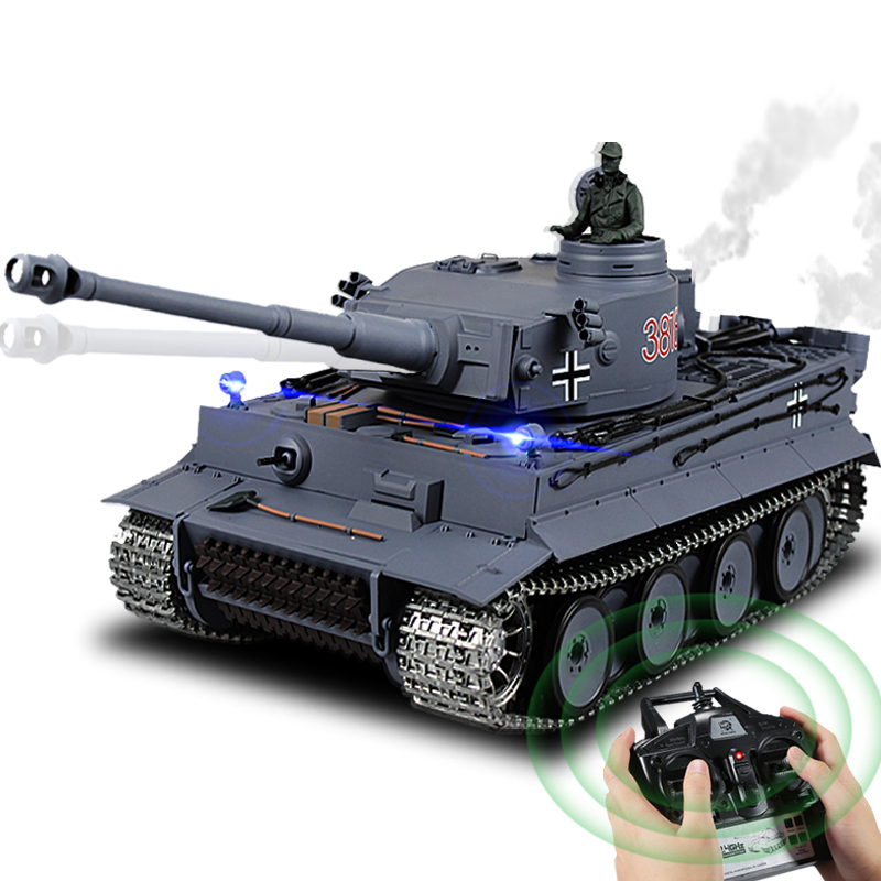 heng long rc tank tiger 1 16 remote control chariots 2 4g. Black Bedroom Furniture Sets. Home Design Ideas